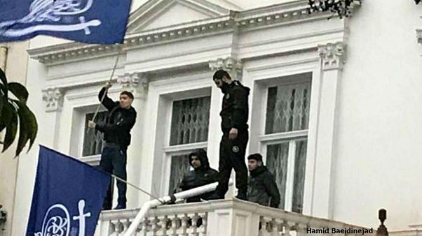 رئیس کمیسیون امنیت ملی مجلس: حمله به سفارت ایران بدون موافقت پلیس بریتانیا نیست
