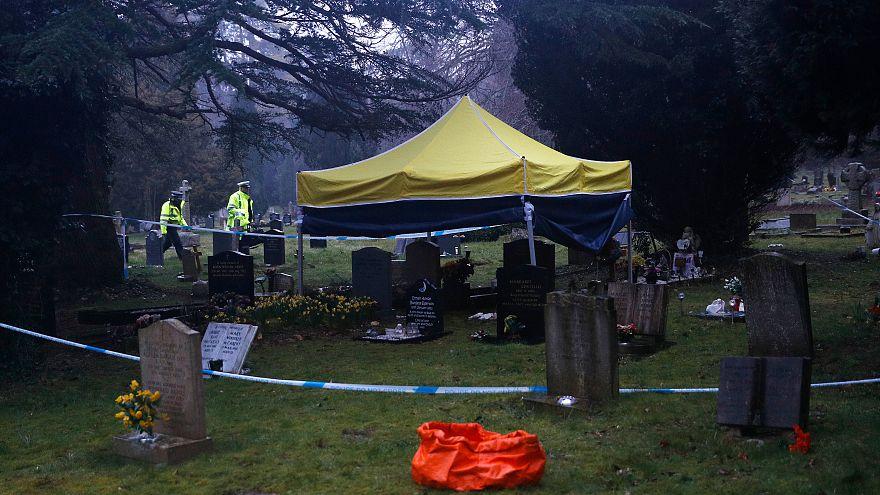 Ex-espion russe empoisonné : la police britannique fait appel à l'armée