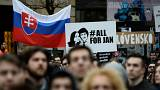 Slovakia anti-government protest 'biggest since the fall of Communism'