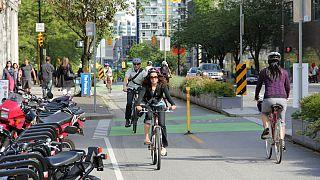 نیوزیلند؛ صدها دلار جایزه برای کارمندانی که از دوچرخه استفاده کنند