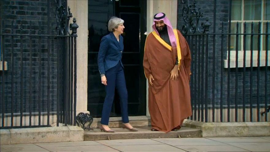 Londres e Riade mais perto de acordo bilionário sobre armas
