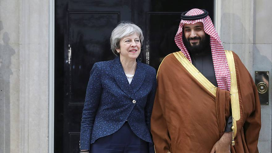 L'Arabie saoudite achète des avions de combat à Londres