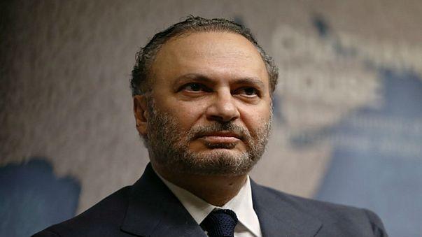 وزير الدولة للشؤون الخارجية في الإمارات أنور قرقاش في لندن