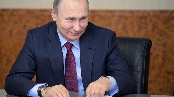 Vladimir Poutine promet de quitter le Kremlin en 2024