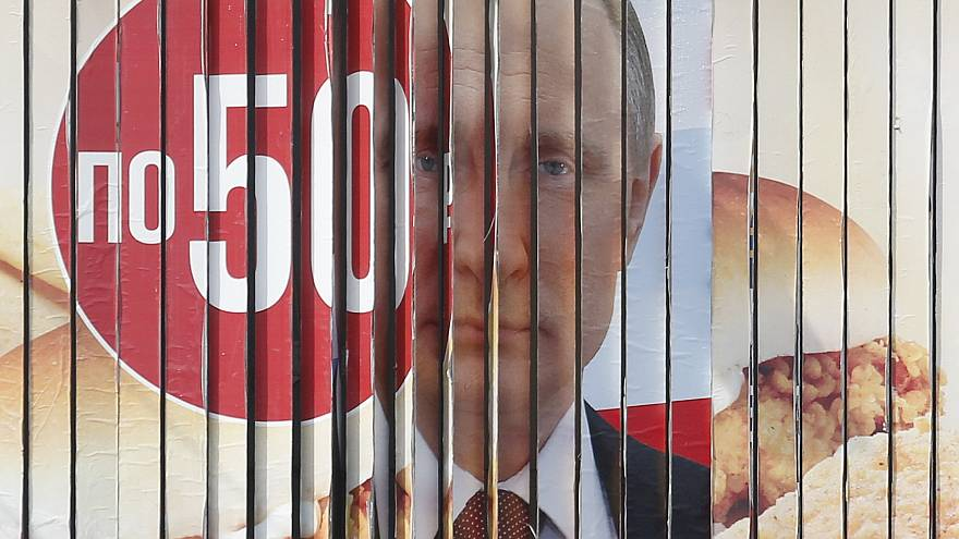 Wladimir Putin: 2024 ist Schluss
