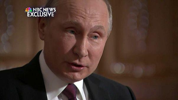"""Putin: """"Não tenho planos para alterar a Constituição"""""""