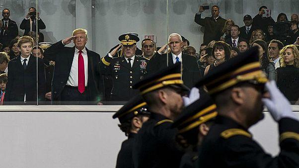 پنتاگون در حال تدارک رژه نظامی «بدون تانک» برای ترامپ