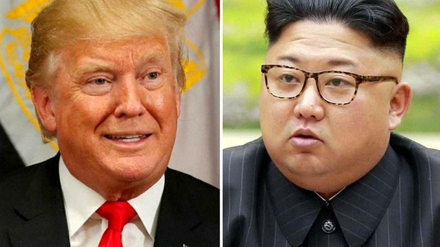 ترامب يغرد مجددا حول كوريا الشمالية