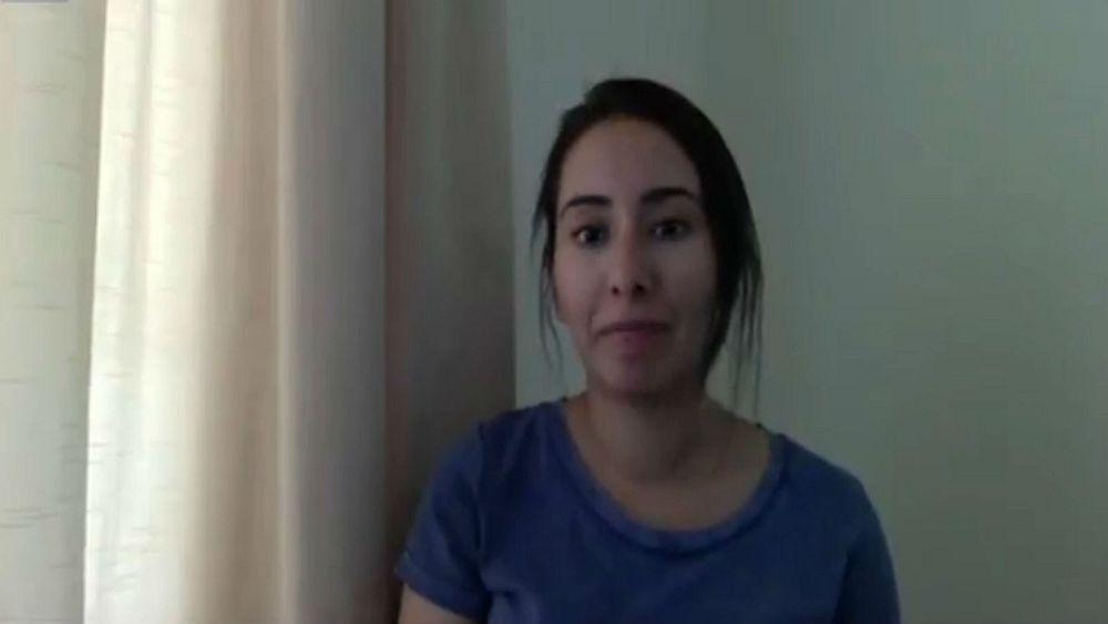 هروب شابة من الإمارات تزعم أنها ابنة حاكم دبي   Euronews