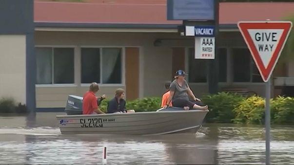 Declarado estado de calamidade pública em Queensland