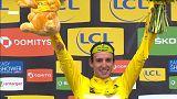Simon Yates se lleva el maillot amarillo en la séptima etapa de la París-Niza