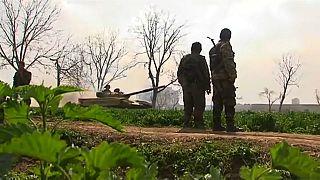 Syrische Armee isoliert Städte in Rebellengebiet