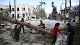 Suriye ordusunun Doğu Guta'daki ilerleyişi sürüyor