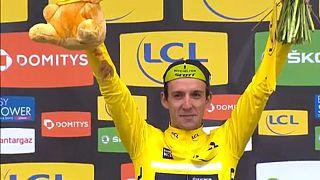 Ο Σάιμον Γέιτς νικητής του 7ου ετάπ των αγώνων Παρίσι - Νίκαια