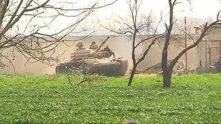 Damasco riconquista la Ghouta est