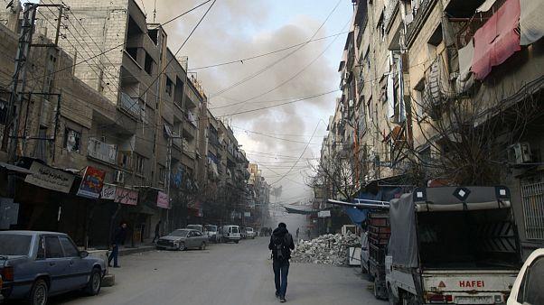 ادامه پیشروی نیروهای ارتش سوریه در غوطه شرقی؛ کشته شدن بیش از ۱۰۰۰ غیرنظامی در ۲۰ روز