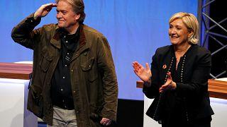 Marine Le Pen réélue à la tête du Front National