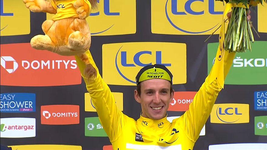 UK's Simon Yates wins Stage 7 of the Paris-Nice