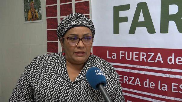 Первые выборы с FARC