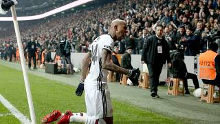 Beşiktaş'ı Talisca kanatlandırdı 1-0
