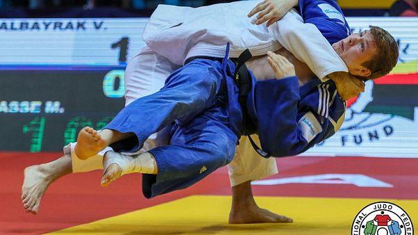 Judo, Grand Prix Agadir: Turchia protagonista con Albayrak e Ciloglu