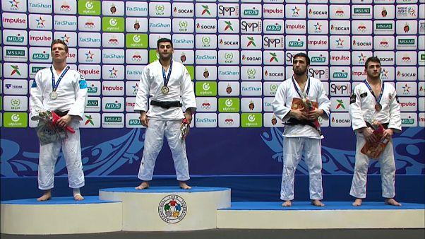 Judo português volta a subir ao pódio do Grande Prémio de Agadir