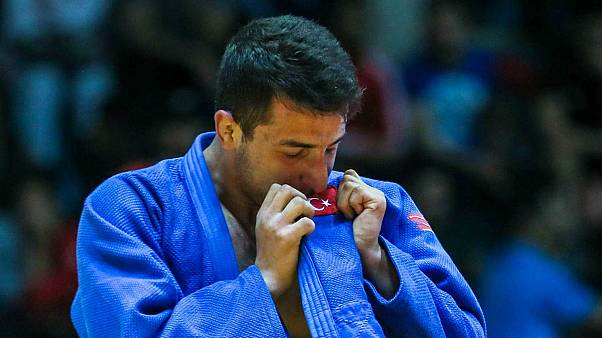 Agadir Judo Grand Prix'sinde Türkiye'ye iki altın madalya