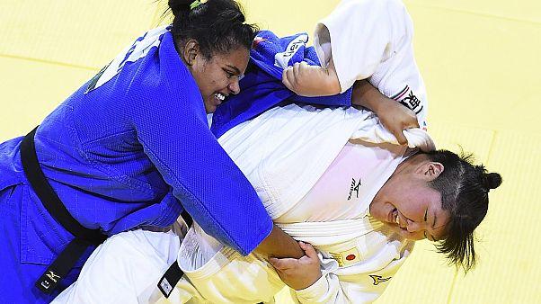 Grand Prix τζούντο: Δυο χρυσά η Τουρκία στο Αγκαντίρ