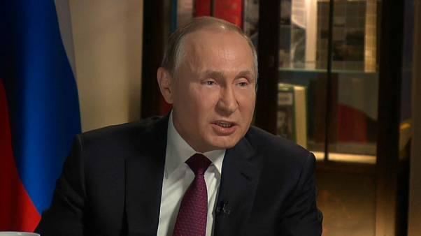 Putin 'unconcerned' about US presidential election claims