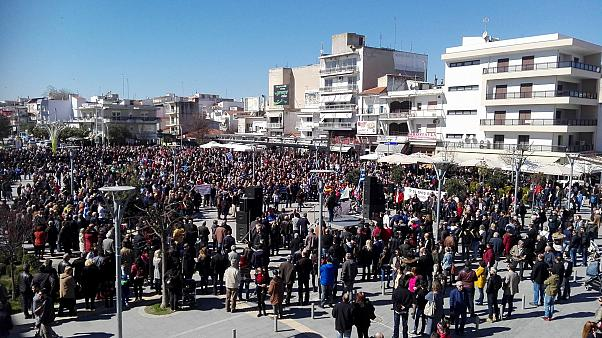 Ποδηλατοπορεία και συλλαλητήριο για τους δύο Έλληνες αξιωματικούς