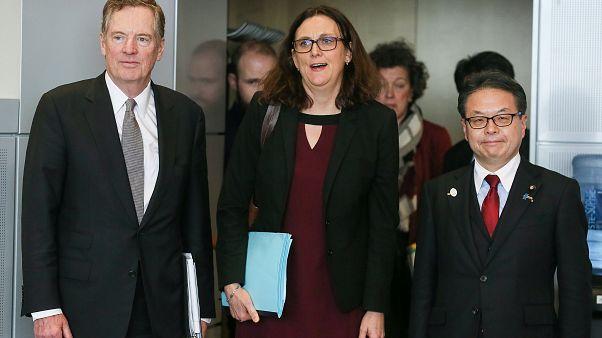 ΕΕ: Ασαφής η διαδικασία εξαίρεσης από τους αμερικανικούς δασμούς