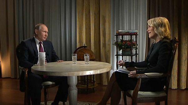 Ο Βλαντίμιρ Πούτιν για την εμπλοκή Ρώσων στις αμερικανικές εκλογές