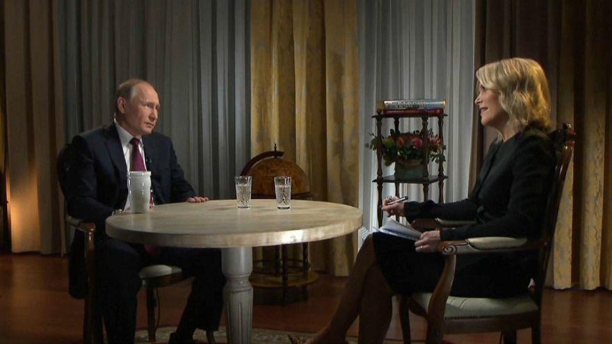 """Putin über US-Anschuldigungen zu Wahleinmischung: """"Mir ist das gleichgültig"""""""