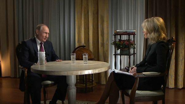 """Putin: """"Me da absolutamente igual"""""""