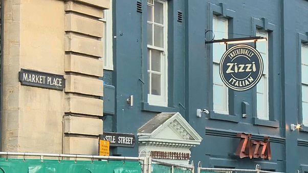 Komadaki eski Rus casus restoranda zehirlendi