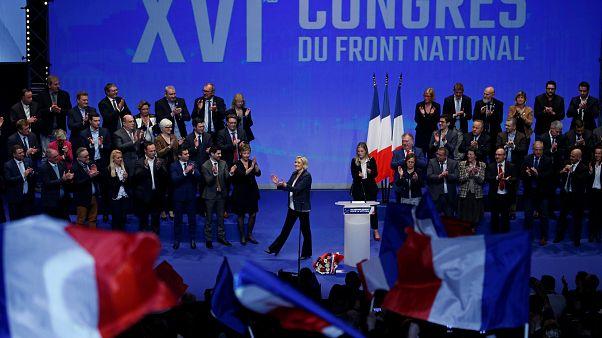 Reagrupamiento Nacional será el nuevo nombre del Frente Nacional francés