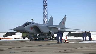 روسیه موشک مافوق صوت خود را با موفقیت آزمایش کرد