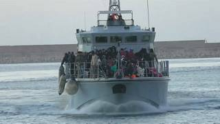 Hunderte vor Libyens Küste gerettet