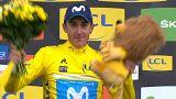 Marc Soler gagne Paris-Nice