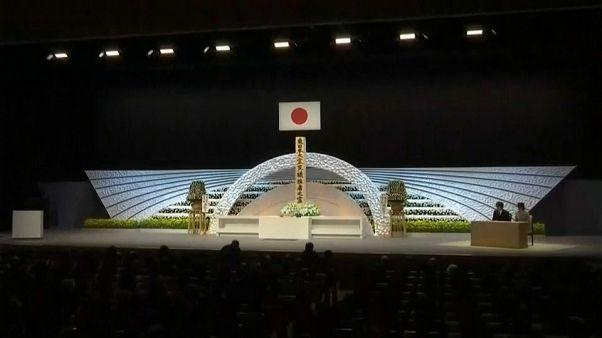 Japão assinala aniversário de tsunami