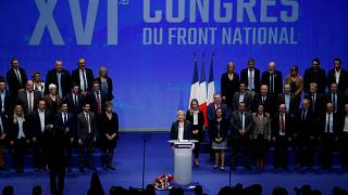Fransız aşırı sağında yeni isim: Ulusal Birlik