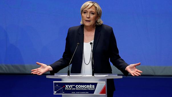 Marine Le Pen proposes new name for National Front