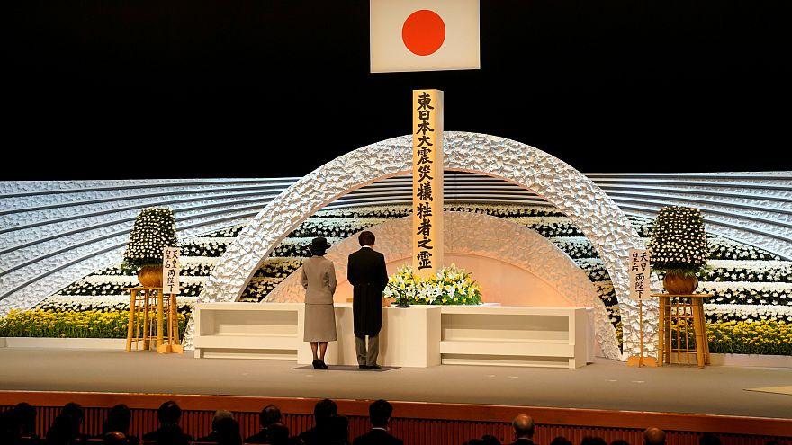 Tsunami-Katastrophe 2011: Japan gedenkt der Opfer