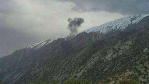 İran'da Türk özel jeti düştü: 11 kişi hayatını kaybetti
