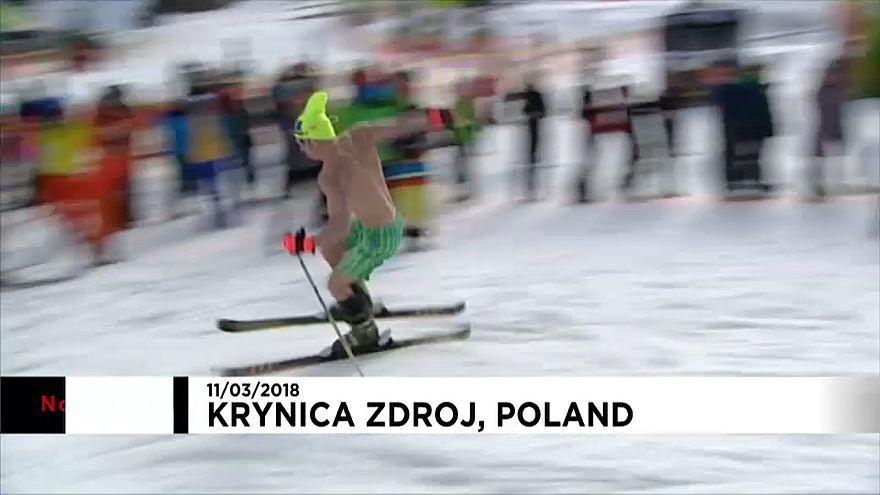 Горные лыжи по-польски