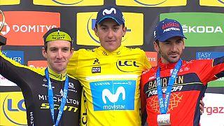 El español Marc Soler, se proclama vencedor de la París-Niza