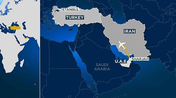 Elf Tote bei Flugzeugabsturz im Iran
