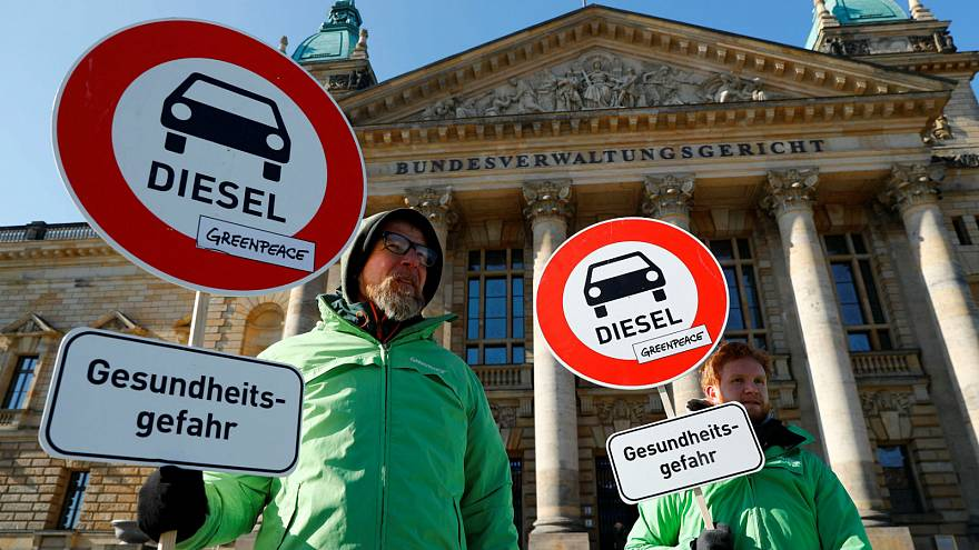 Germany's ban 'could be Fukushima moment for diesel in Europe'