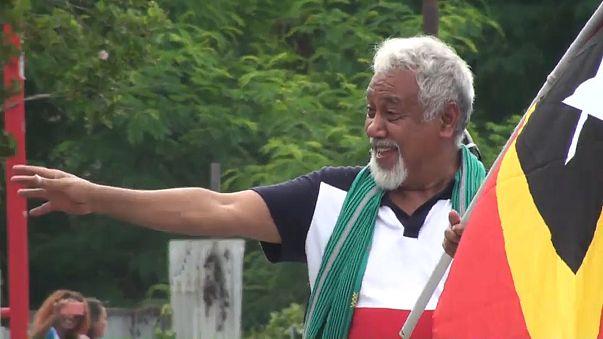 Xanana Gusmão regressa a Timor-Leste como herói