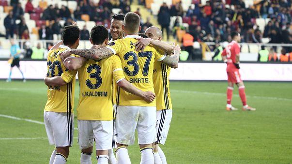 Fenerbahçe zorlu Malatya deplasmanından 3 puanla döndü 0-2
